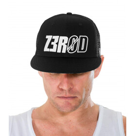 Z3R0D Trucker Cap Hoofdbedekking zwart